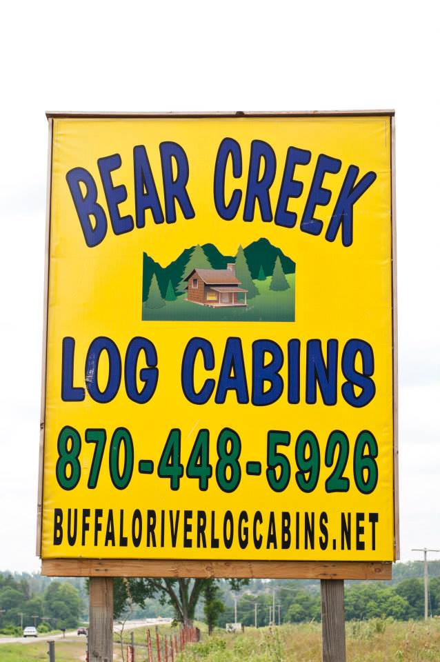 Buffalo River Vacation Cabin Rentals with lots of room for reunions and meetings.