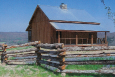 Ultimate Party Buffalo River Log Cabins for friends, family holidays, and churh groups.