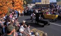Mountain View AR Bean Fest and Outhouse Race Ozark Folk Festival