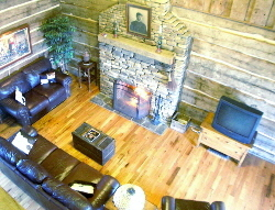 Great vacation cabins for folks in AR, MO, TX, LA, OK, KS, MS & AL