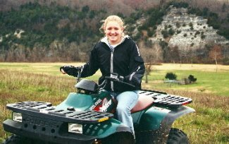 Where to ride atv in ar mo ok la tx ks al and beyond for Atv parks in texas with cabins