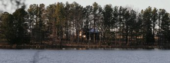 Very Secluded outdoor mountain lake lodging is part of this arkansas hiking and fishing vacation  great travel package.