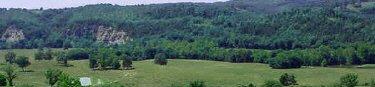 Arkansas family getaway vacation destination, famous Buffalo River hill country